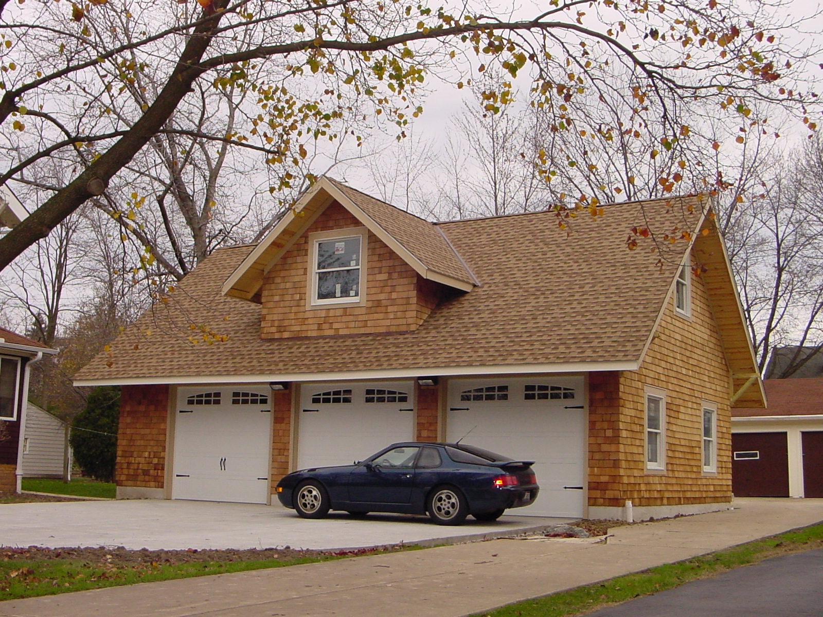 Custom Garage Construction Cleveland Ohio Great Garage